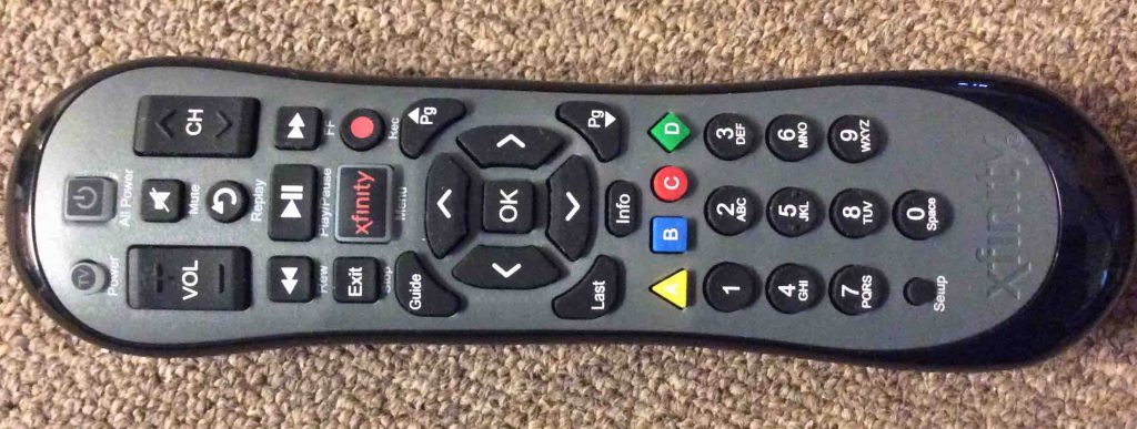 Reset Xfinity Remote Xr2 To Fix Remote Not Working Tom S