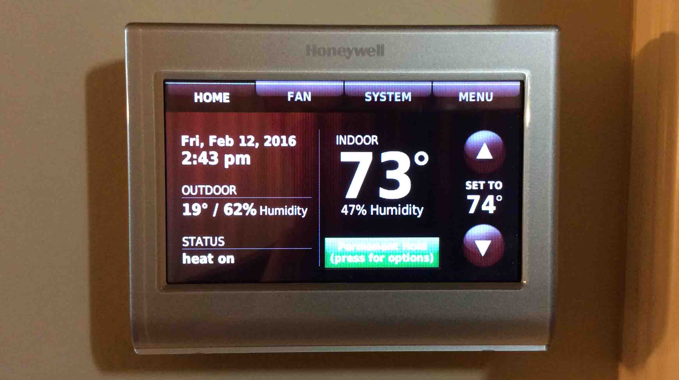 Connecting Amazon Echo Dot To Honeywell Thermostats Tom