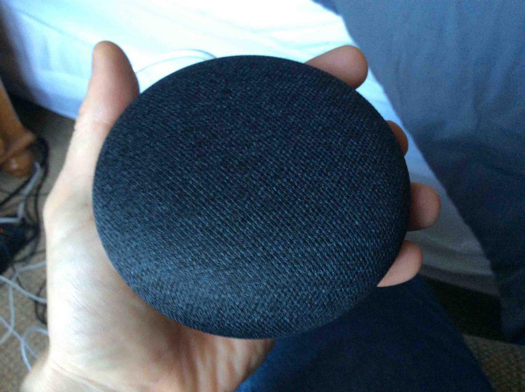 Google Home Mini Bluetooth
